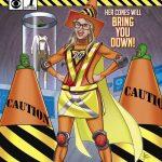 Super Safety Girl Nicole - BB Comics
