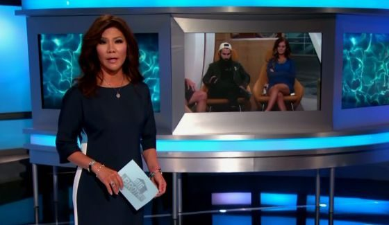 Julie Chen with Week 10 noms