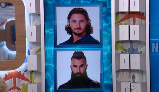 Victor & Paul up for eviction on BB18