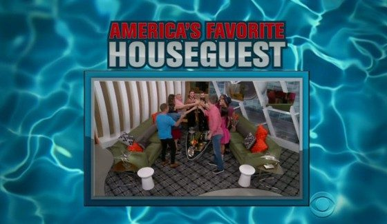 America's Favorite HG vote on BB18
