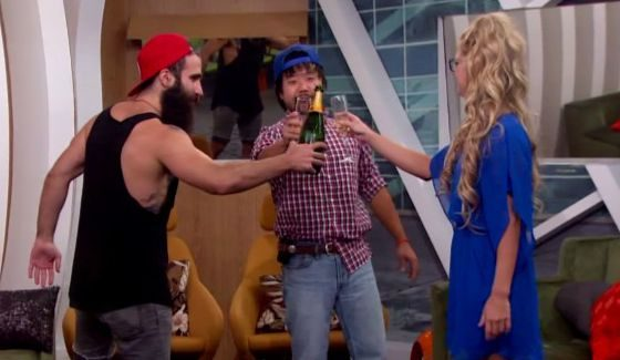 Big Brother 18's Final 3 Houseguests