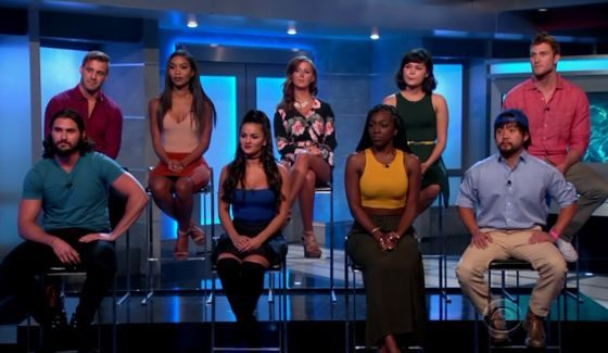 Big Brother 18 Jurors