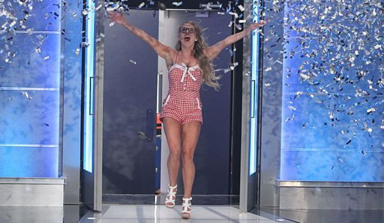 Nicole Franzel wins Big Brother 18