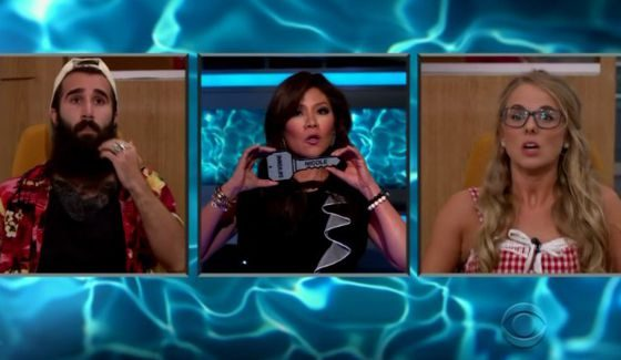 Julie Chen reveals the final key on BB18