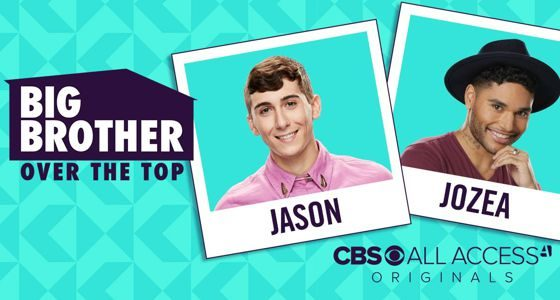 Big Brother Over The Top vote: Jason vs Jozea