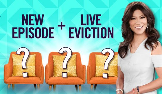 Julie Chen for BBOTT eviction show
