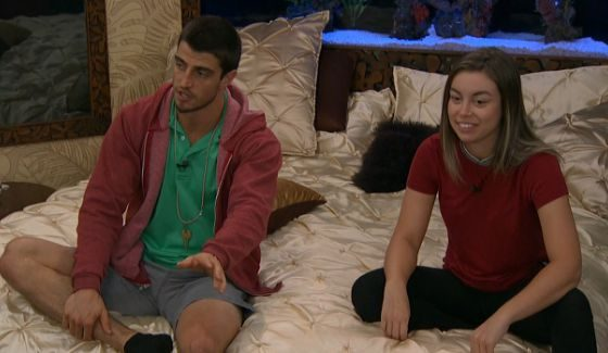 Monte and Whitney talk nomination plans on BBOTT
