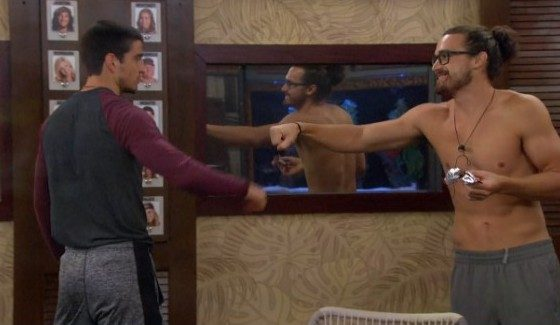 Monte and Shane bump it out on BBOTT