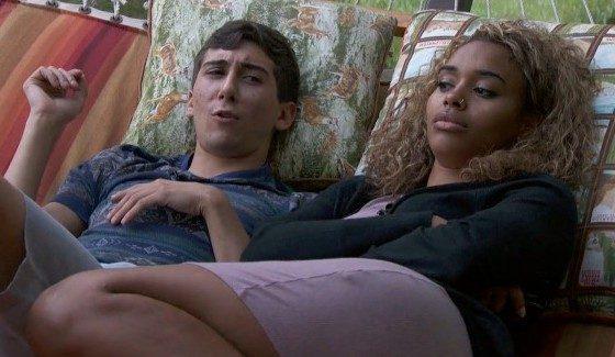 Jason and Danielle on BBOTT