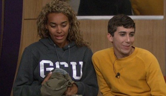 Danielle and Jason on BBOTT