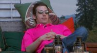 Scott Dennis relaxes on BBOTT