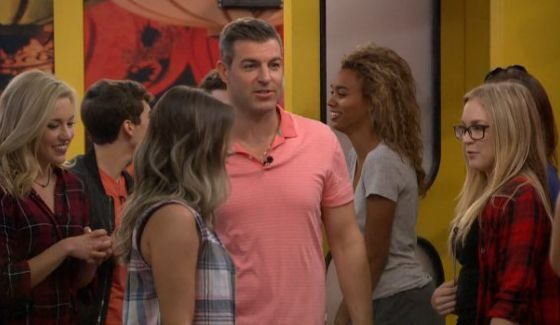 Jeff Schroeder in the BBOTT house