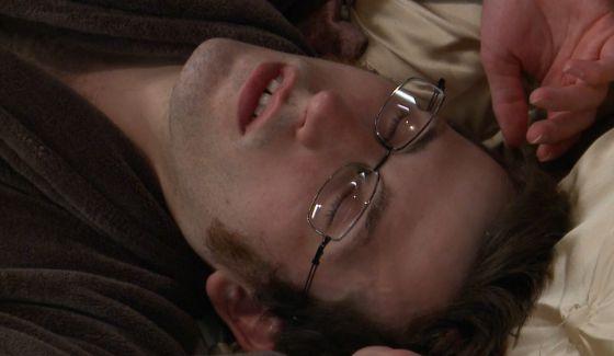 Scott Dennis is passed out on BBOTT