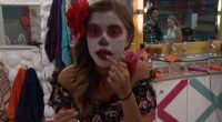 Shelby gets ready for Halloween on BBOTT