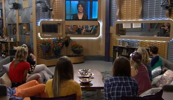 Julie Chen talks with BBOTT HGs in Week 6