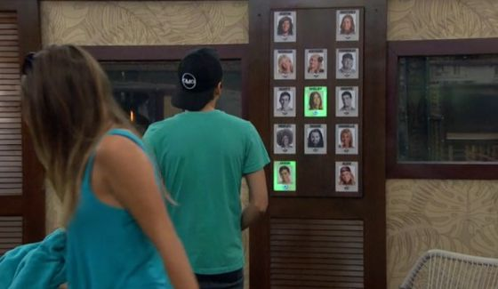 Shelby and Jason prepare for the Safety Ceremony on BBOTT