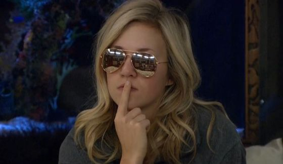 Officer Morgan considers her options on BBOTT