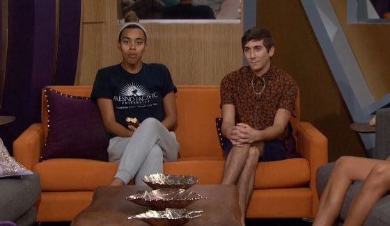 Danielle and Jason are nominees on BBOTT