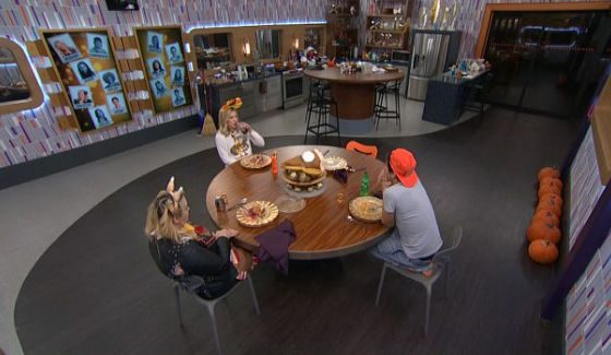 Morgan, Kryssie, and Jason on BBOTT