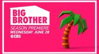 Big Brother 19 premiere June 2017 on CBS