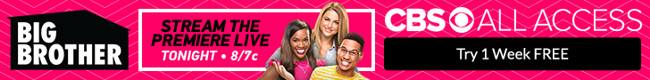 Stream BB19 season premiere on All Access