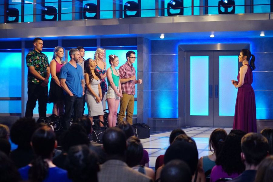 Big Brother 19 Houseguests Group 02