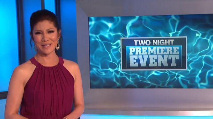 Julie Chen hosts Big Brother 19's 2-Night Premiere