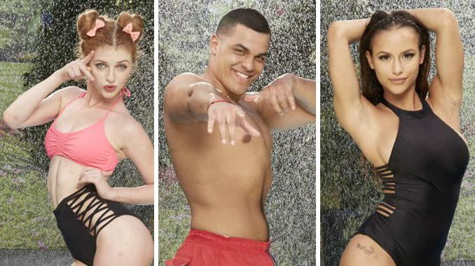 Big Brother 19 Houseguests show off their swimsuits