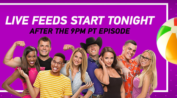 Big Brother 19 Live Feeds start tonight on All Access
