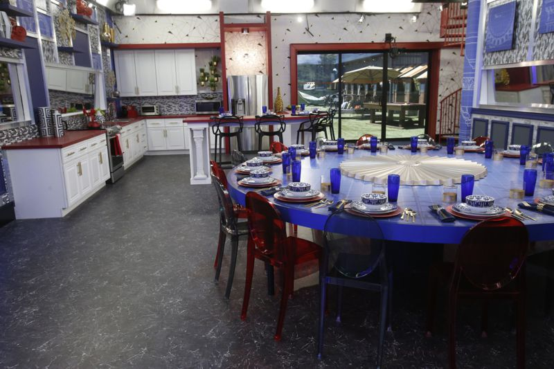 Big Brother 19 Kitchen 01
