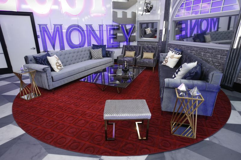 Big Brother Living Room