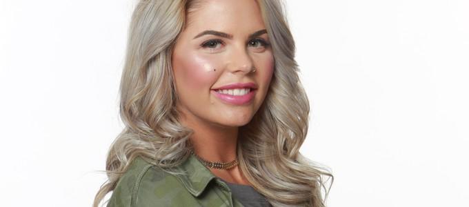 Elena Davis on Big Brother 19