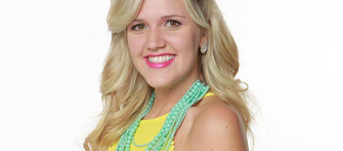 Jillian Parker on Big Brother 19