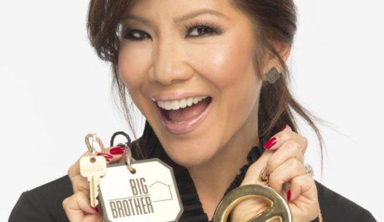 Julie Chen hosts Big Brother on CBS