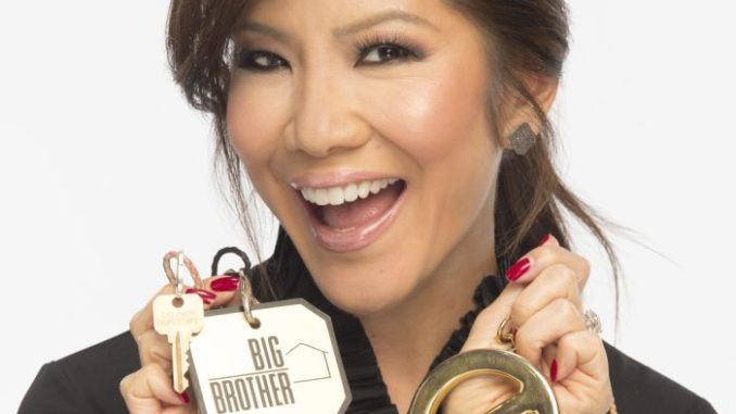 Julie Chen hosts Big Brother on CBS