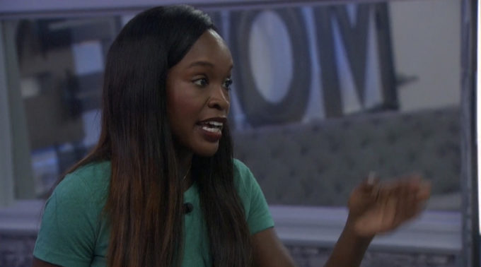 Dominique Cooper on Big Brother 19