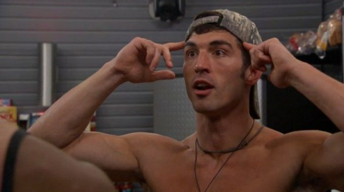 Cody Nickson thinking of his next move