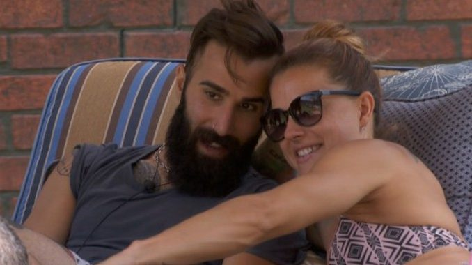 Paul and Christmas on BB19