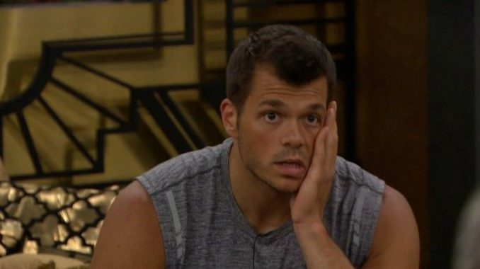 Mark is stunned by Cody's move on BB19
