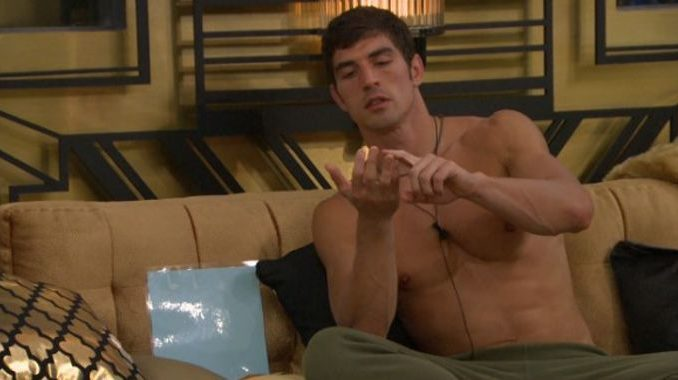 Cody counting votes on Big Brother 19