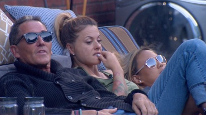 Kevin, Christmas, and Alex on BB19