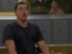 Josh Martinez prepares a blindside on BB19