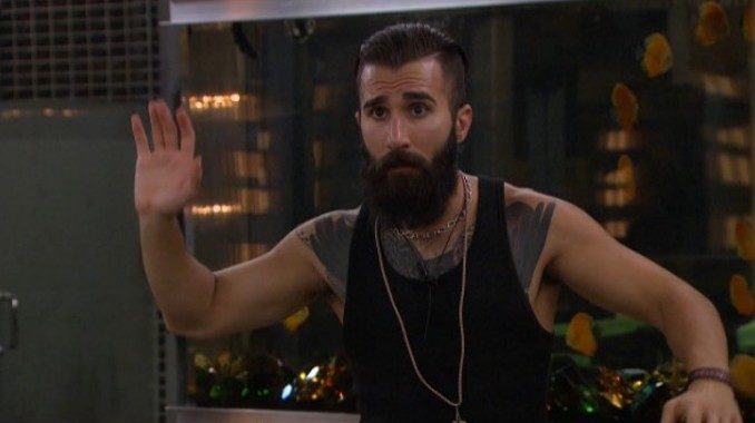 Paul Abrahamian on Big Brother 19