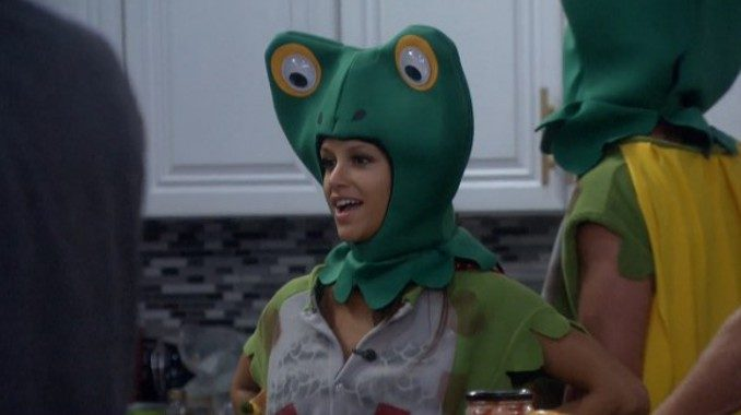 Jessica is a V-Toad on Big Brother 19