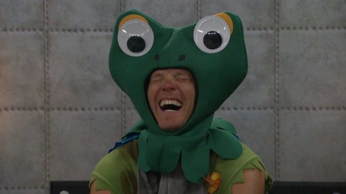 Jason Dent the Toad on BB19