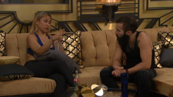 Alex and Paul talk nom plans on BB19