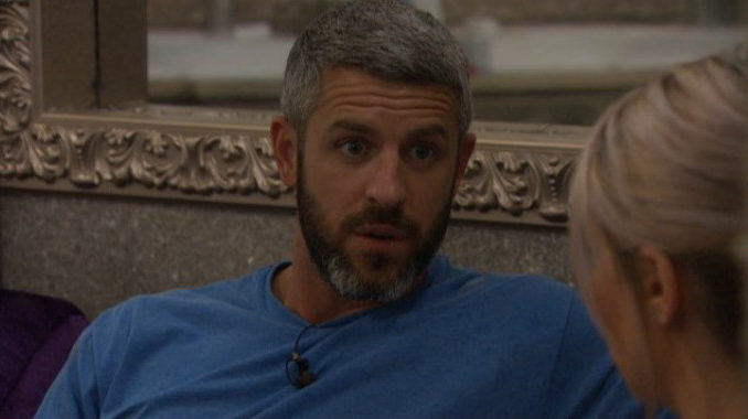 Matthew Clines on Big Brother 19 Feeds