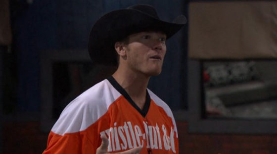 Jason is stressing out on BB19