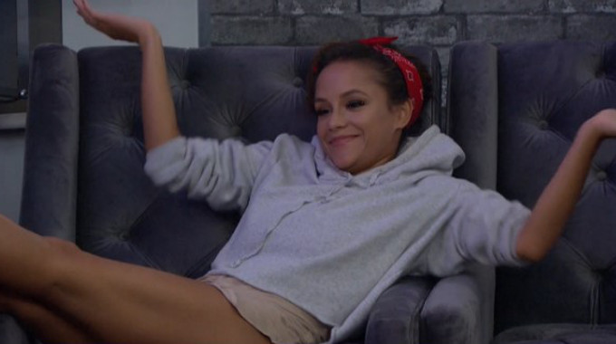 Jessica Graf on Big Brother 19