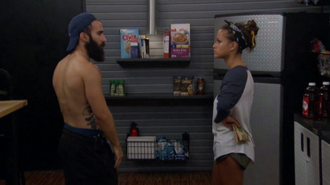 Paul and Jessica will face off on Big Brother 19